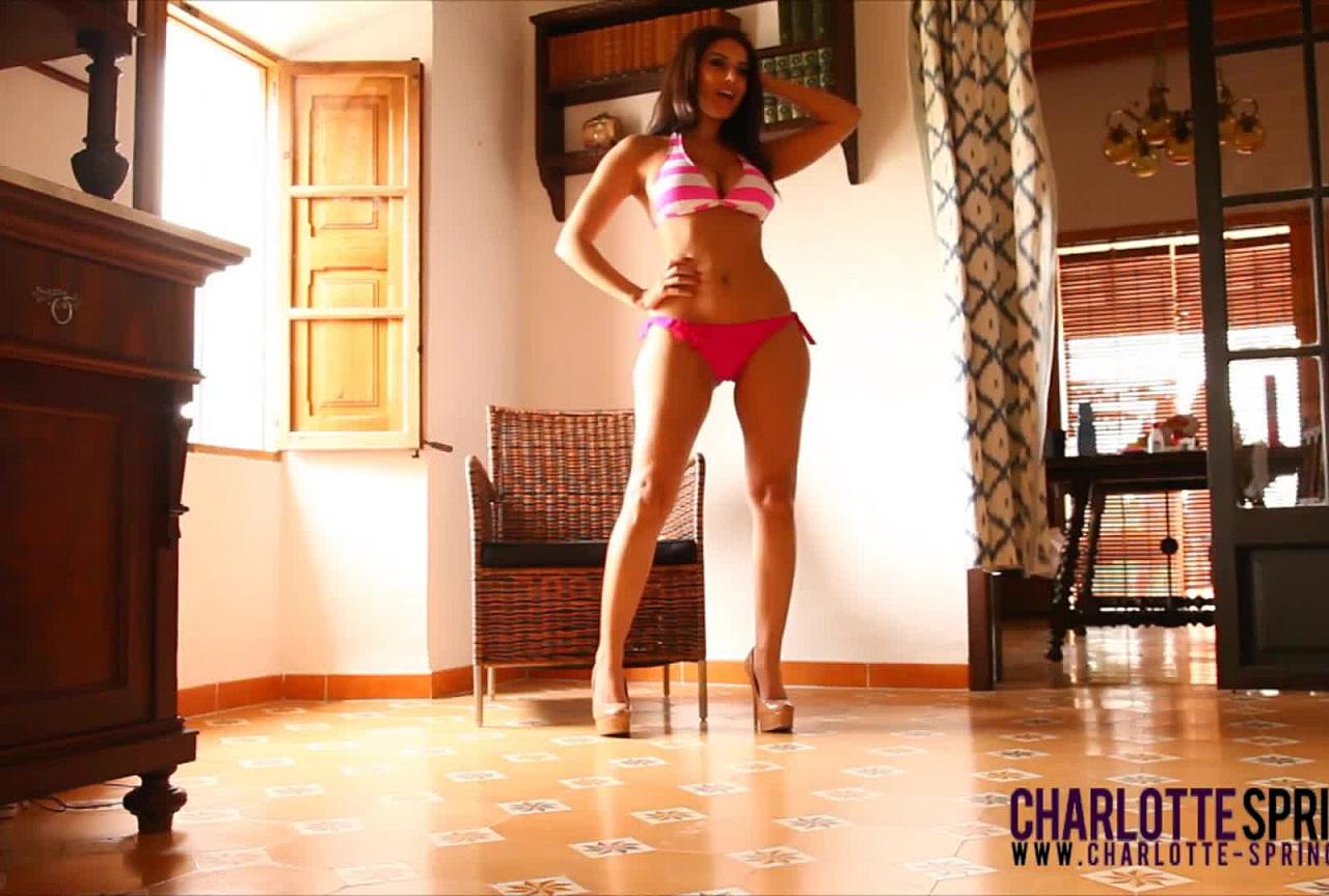 Charley BTS Bikini